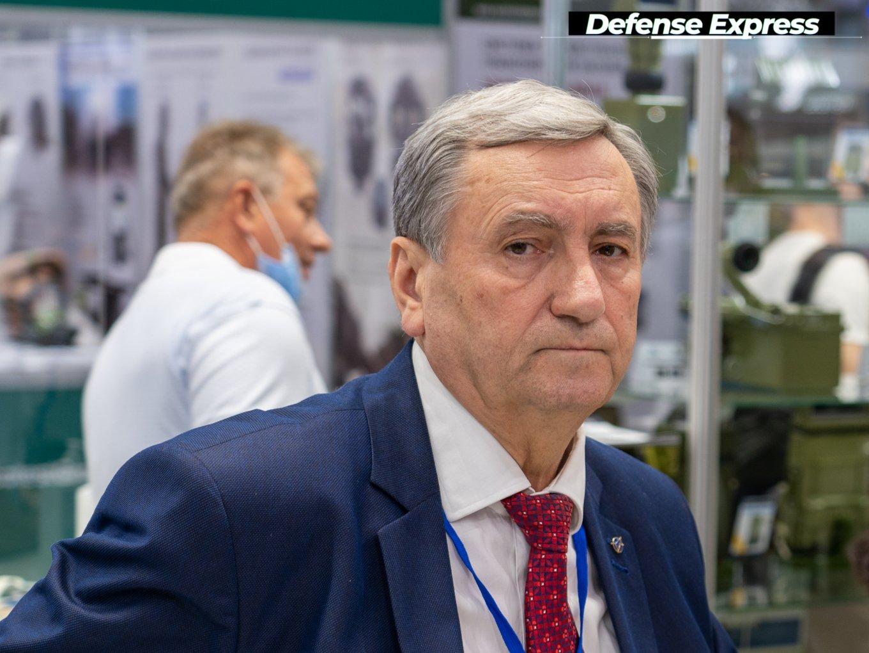 Генеральний конструктор - Генеральний директор ДККБ