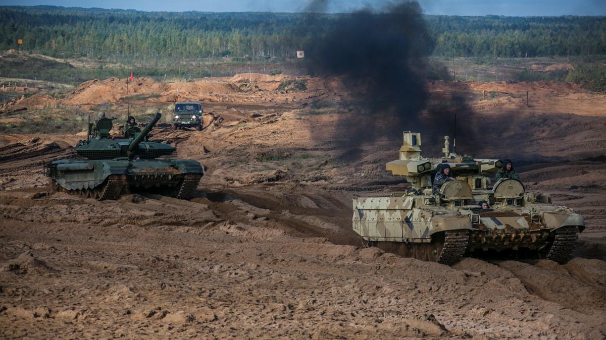 спільні стратегічні навчання Запад -2021, РФ, Білорусь, Defense Express
