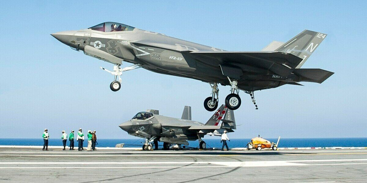 Винищувач F-35C