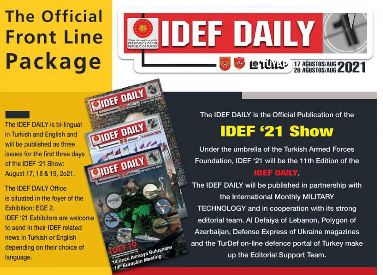 Нові бронемашини на IDEF-2021, Defense Express