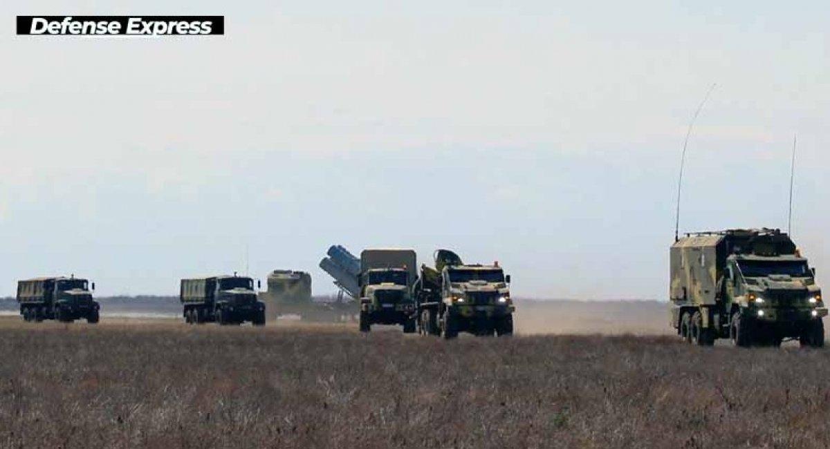 ВМС ЗС України, Defense Express, РК-360МЦ Нептун