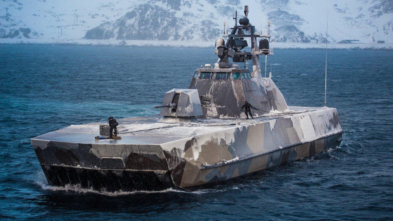 Skjold ВМС Норвегії