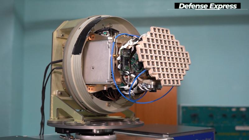 ГСН крилатої ракети Р-360 Нептун