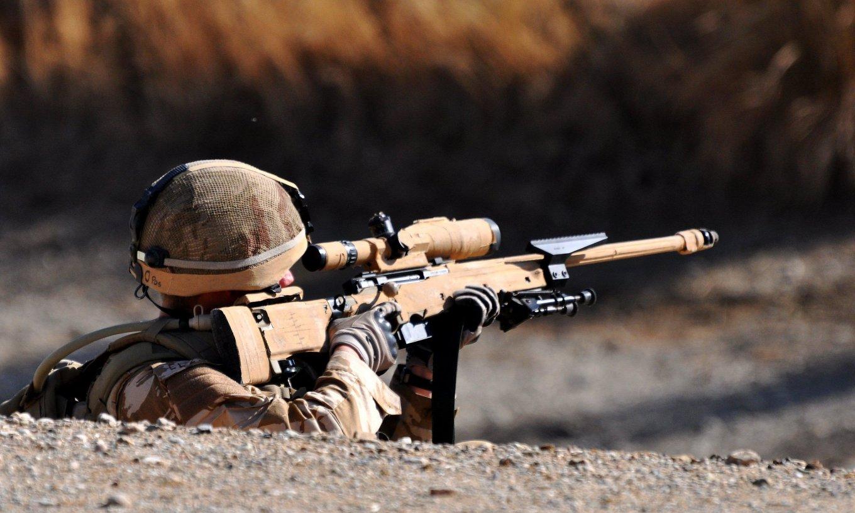 L115A3 Long Range Rifle