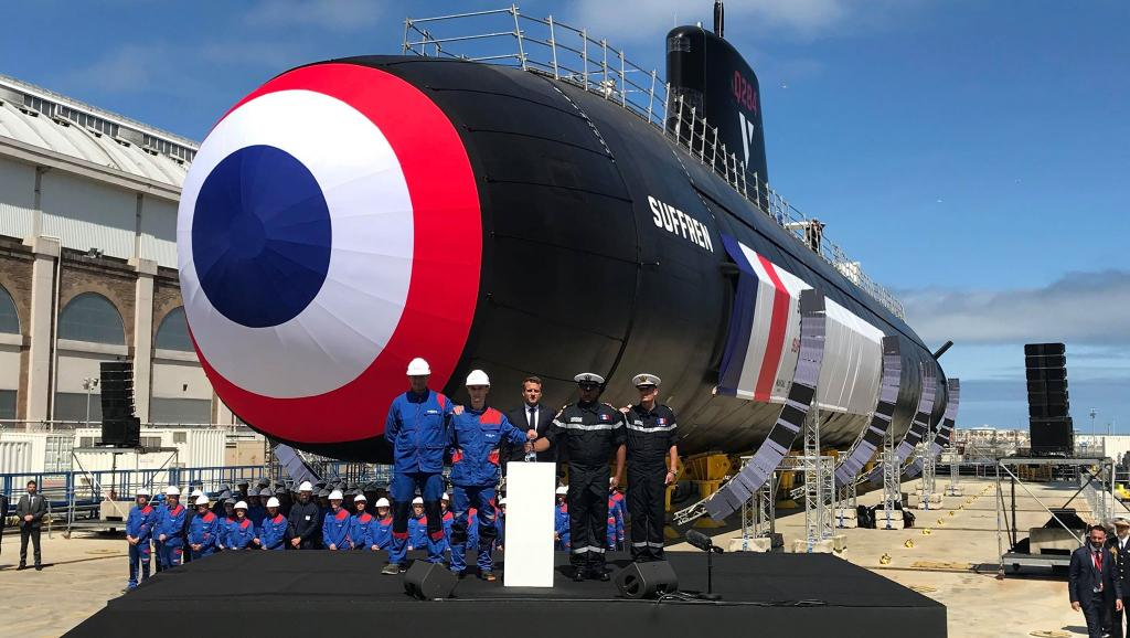 Атомний човен типу Suffren - прототип для підводних кораблів, які Франція мала збудувати для Австралії за 50 мільярдів доларів. На даний момент, ВМС Франції мають одну атомну субмарину типу Suffren, ще шість - мають отримати протягом 2022-2027 років