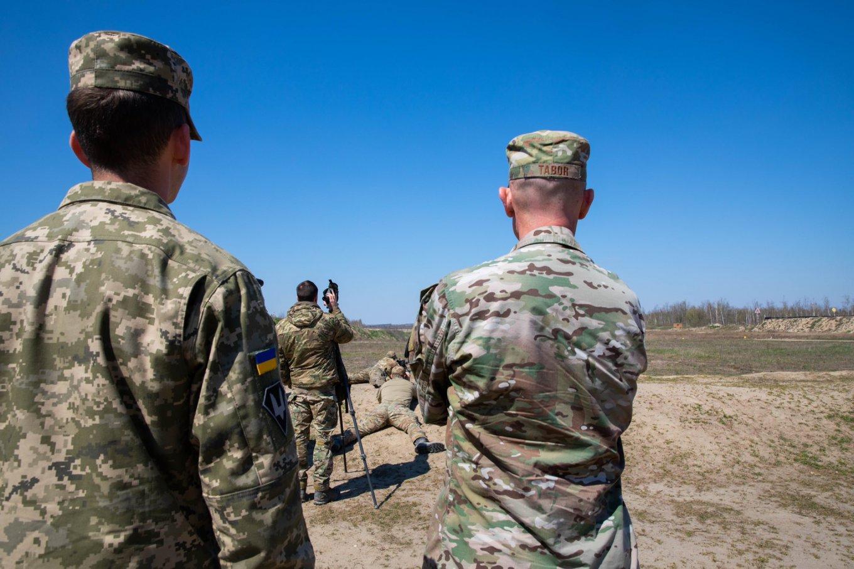Україну відвідав Командувач сил спеціальних операцій США у Європі, генерал-майор Девід Тейбор, Defense Express