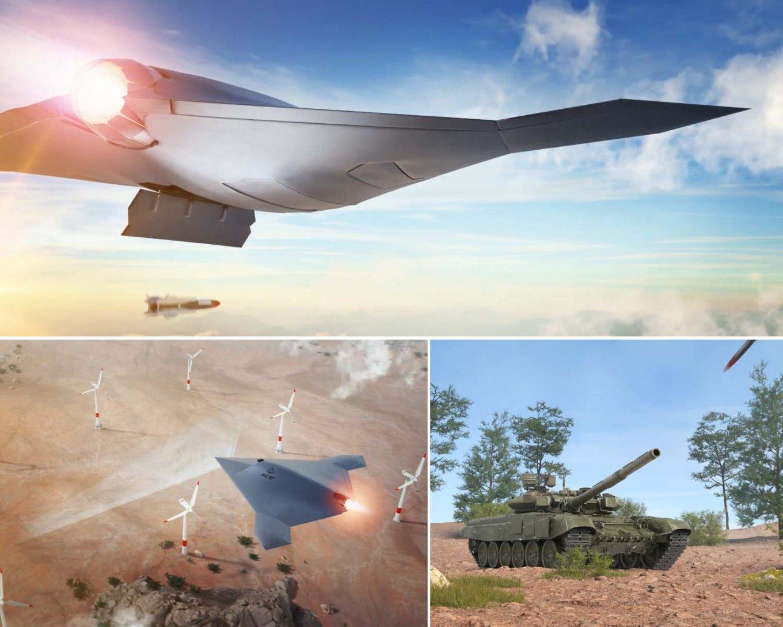ACE ONE зможе виявити, навестись та знищити наземну ціль за допомогою високоточних ракет