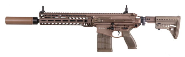 Sig Sauer Next Generation Squad Weapons
