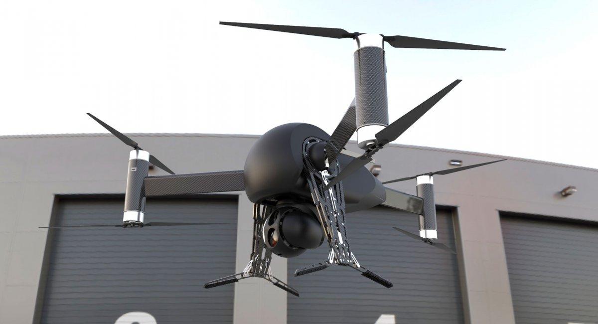 БПЛА Windhover, Defense Express