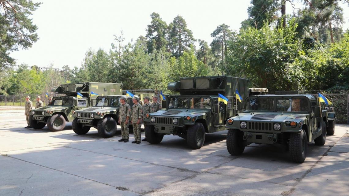 Нове військове озброєння від США для України: радіолокаційні системи, патрульні катери та засоби захищеного зв'язку