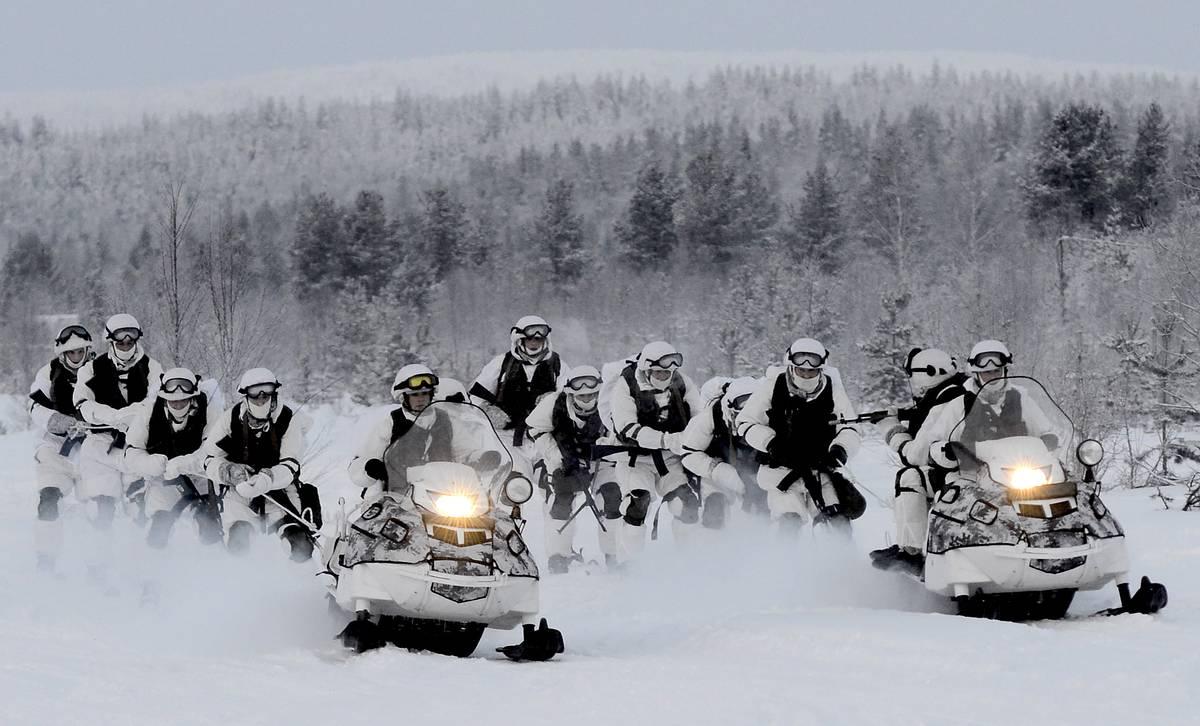 арктическая бригада