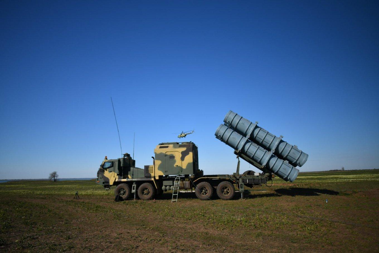 Пускова установка УСПУ-360 протикорабельного комплексу РК-360МЦ