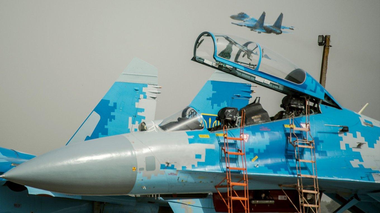 Су-27 ВПС