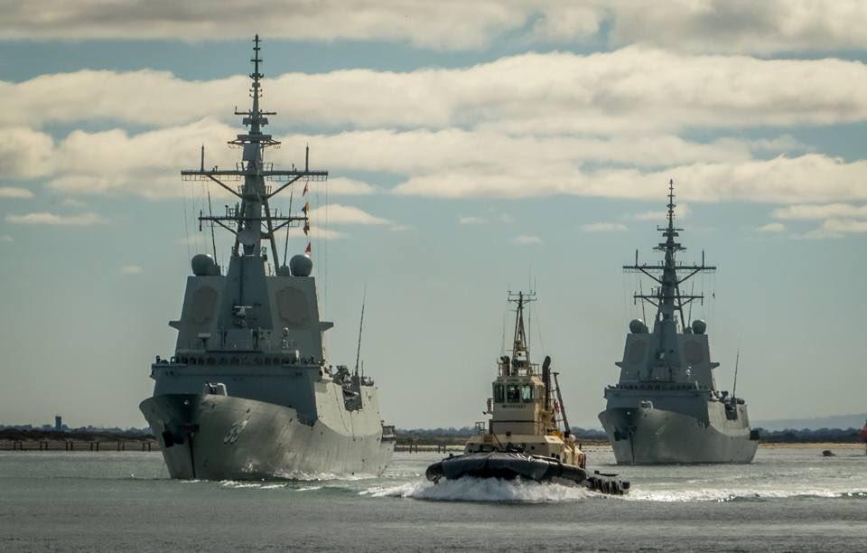 """Есмінці ВМС Австралії типу Hobart мають водозаміщення до 7000 тонн, були введені у стрій у 2017-2020 роках. Хоча кораблі цього типу мають вертикальну пускову установку на 48 комірок, для переозброєння на """"Томагавки"""" - потрібна окрема модернізація"""
