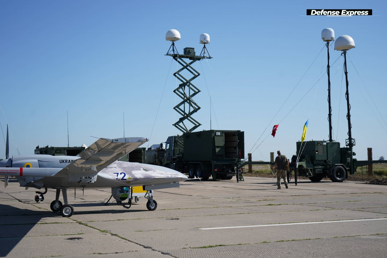 Bayraktar TB2 для Військово-Морських Сил України