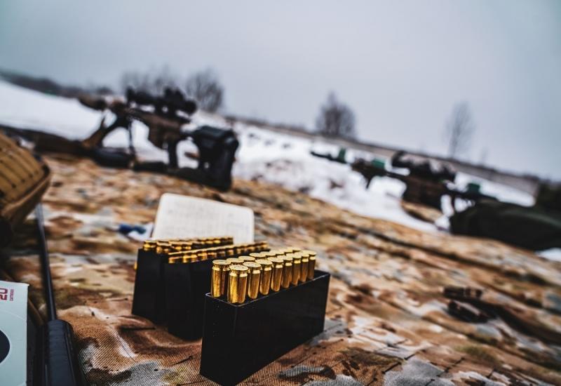 НГУ, спеціальні курси снайперів, снайперська гвинтівка, UAR-10, Defense Express