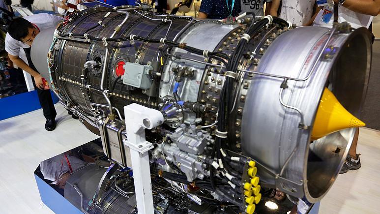 Мотор Січ Китай США