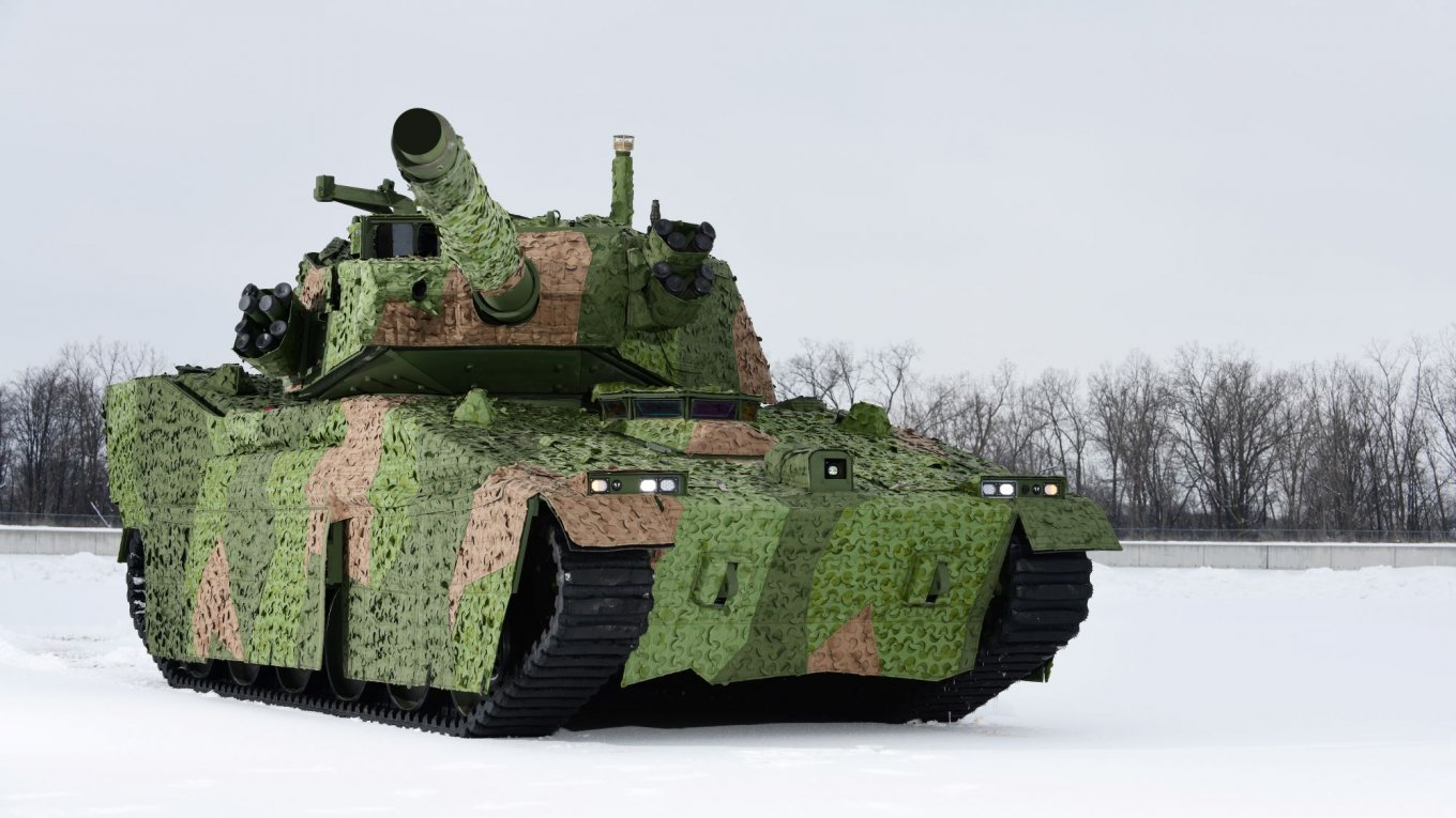 Mobile Protected Firepower BAE Systems