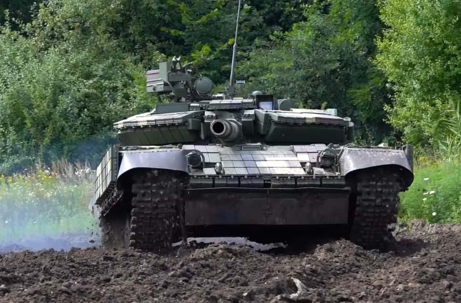 Танк Т-64 зразка 2017 ЗСУ