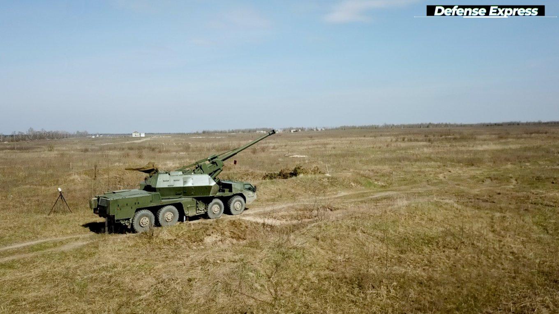 САУ Dana-M2