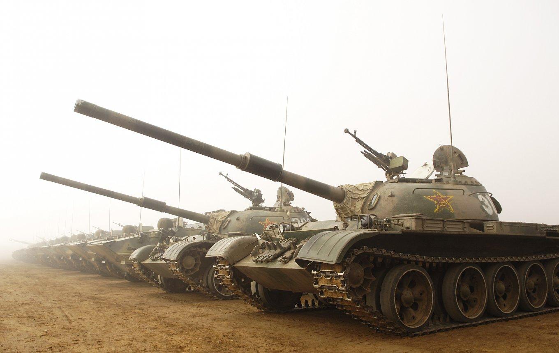 Танк Type-59