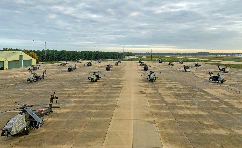 авіаційна бригада США