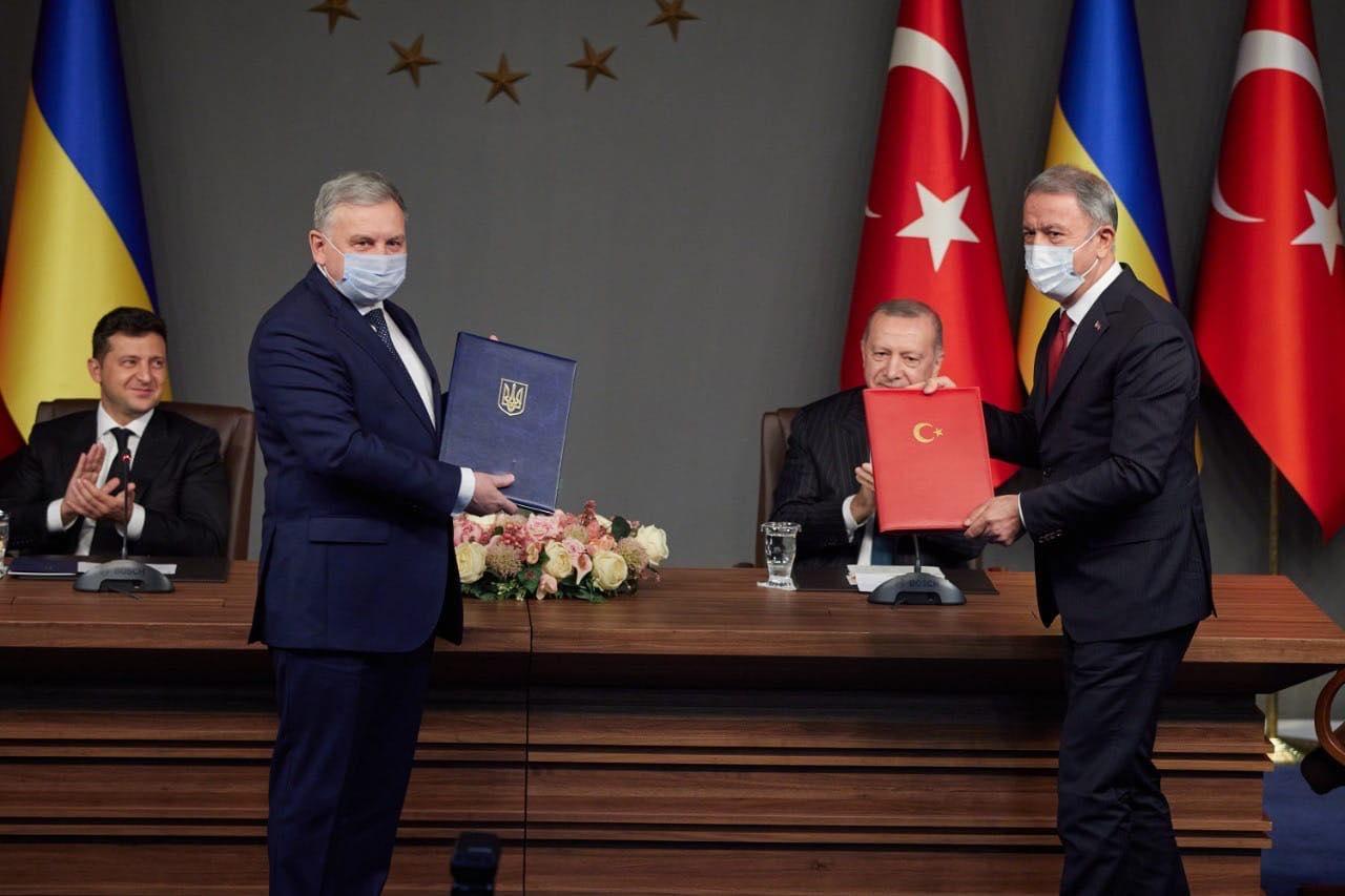 Defense Express, Україна, Туреччина, військово-технічне співробітництво