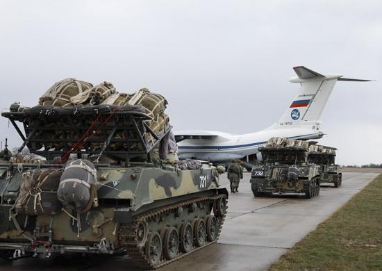 БМД Іл-76