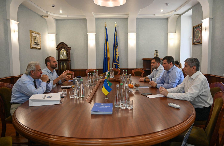 A delegação brasileira também realizou uma série de reuniões oficiais