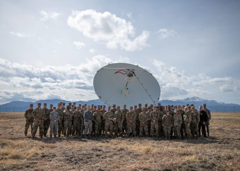 Counter Communications System космічні сили США