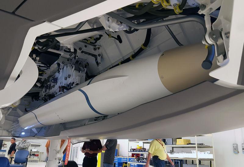 ракета AARGM-ER
