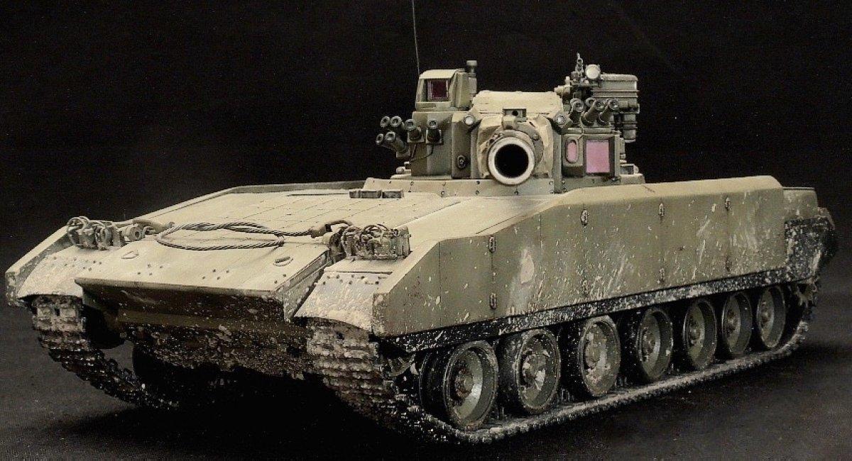 Секретний танк