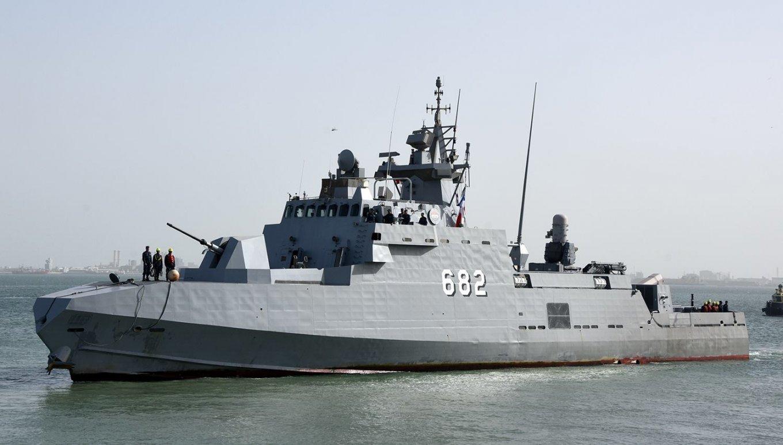 Ambassador MK III ВМС Єгипту