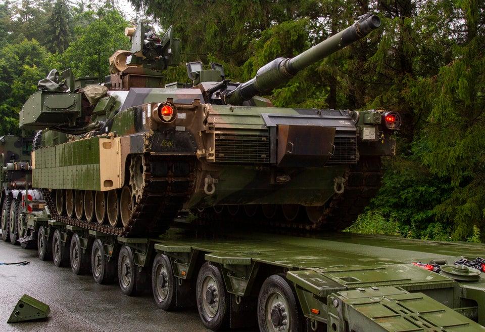 Trophy M1 Abrams