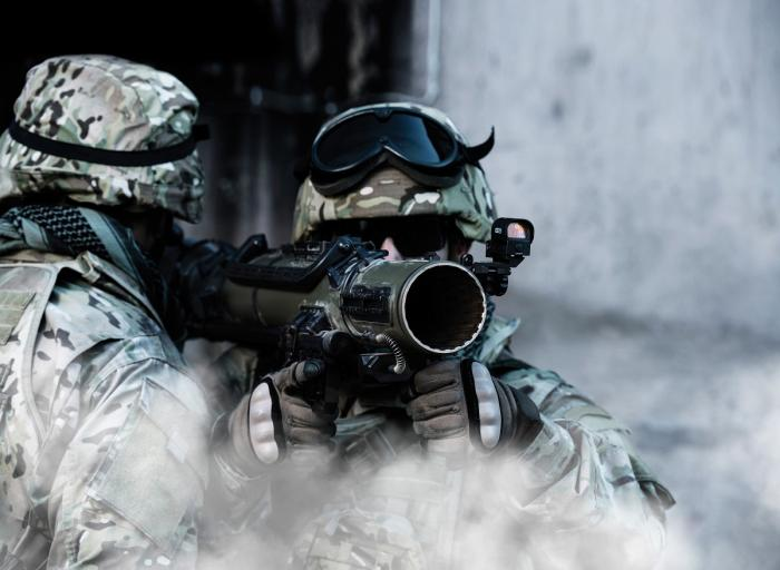 Carl Gustaf M4, Defense Express