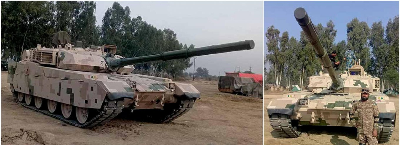 VT-4 Пакистан