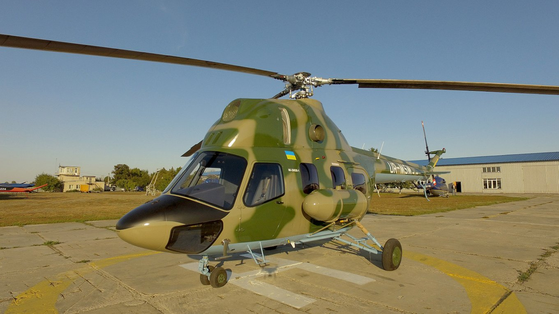Вертоліт Мі-2