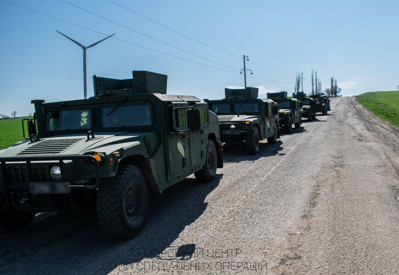 Україну відвідав Командувач сил спеціальних операцій США у Європі, генерал-майор Девід Тейбор, військова допомога США, Defense Express