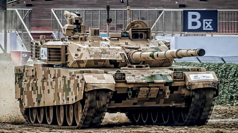 Китайський танк VT-4