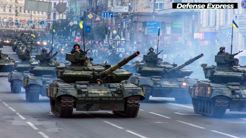 Т-64 зразка 2017 року