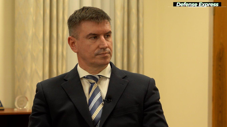 заступник міністра оборони з озброєння Олександр Миронюк
