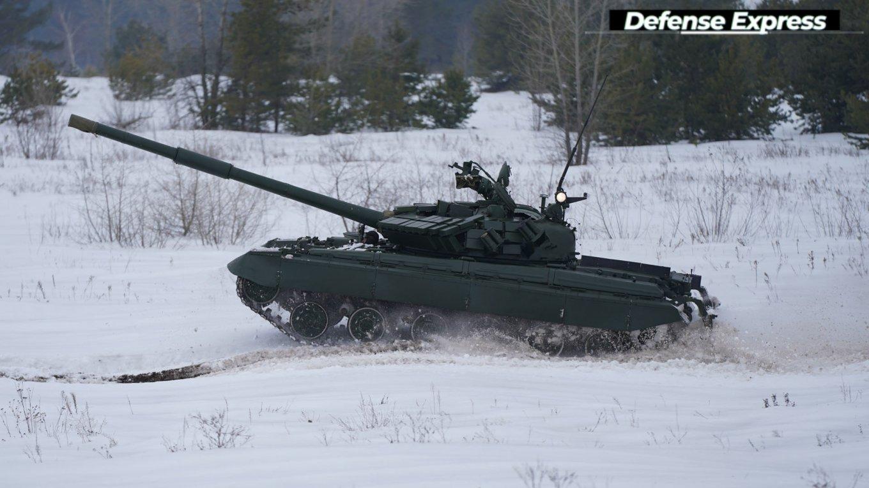 На ХКБМ обіцяють, що Т-64
