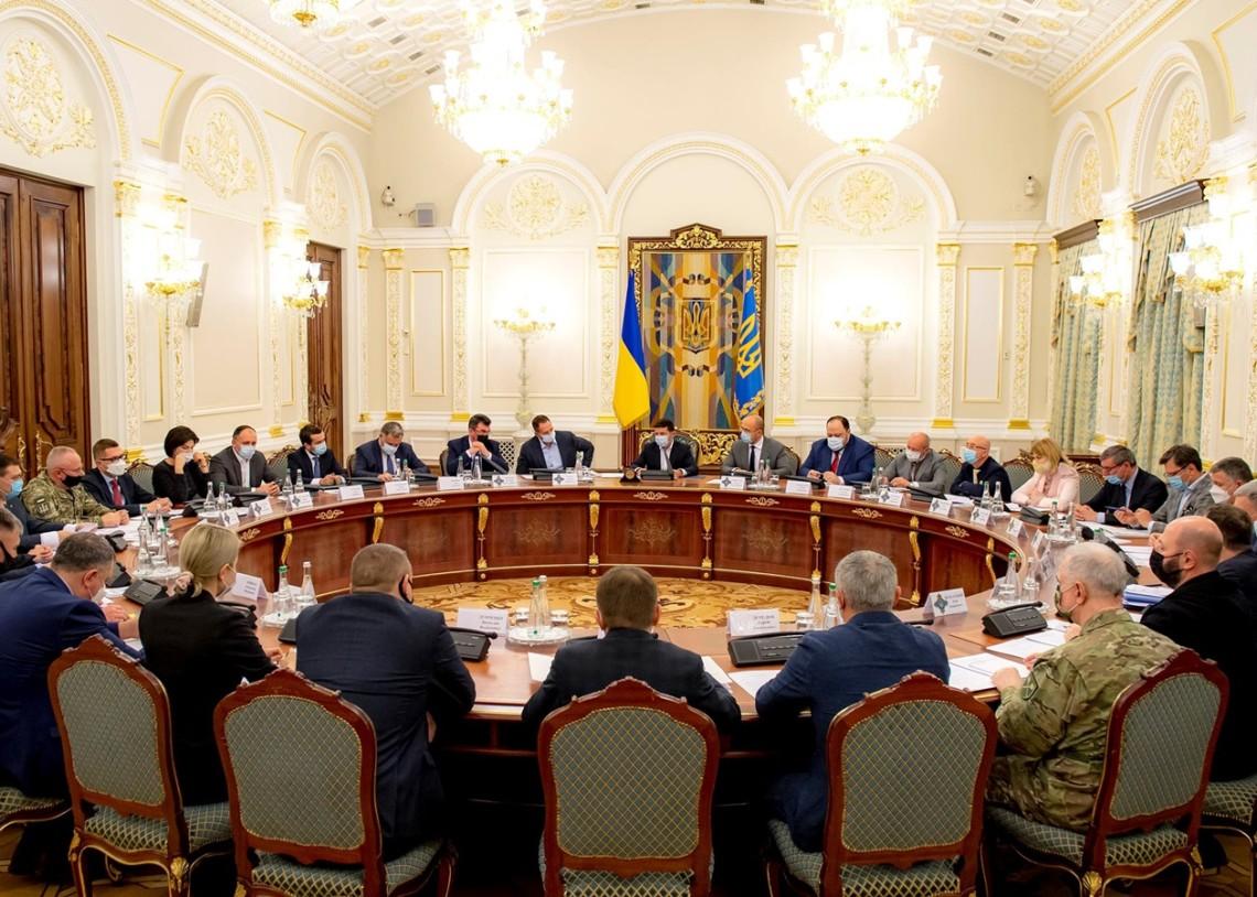 Таємне засідання РНБО, Загострення на Донбасі, повернення окупованих територій, Defense Express