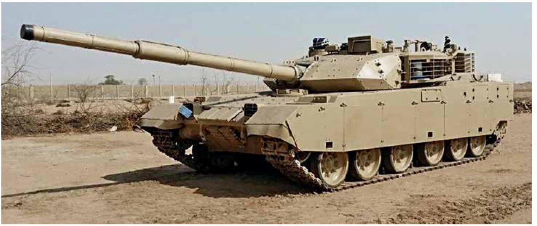 Китайський танк