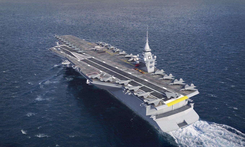 """Наприклад, французи """"на емоціях"""" пообіцяли дати Південній Кореї технології по будівництву """"авіаносця нового покоління"""" - Porte Avion Nouvelle Generation (PANG). Сама Франція планує аж в 2036 році вивести на ходові випробування перший корабель такого проекту"""