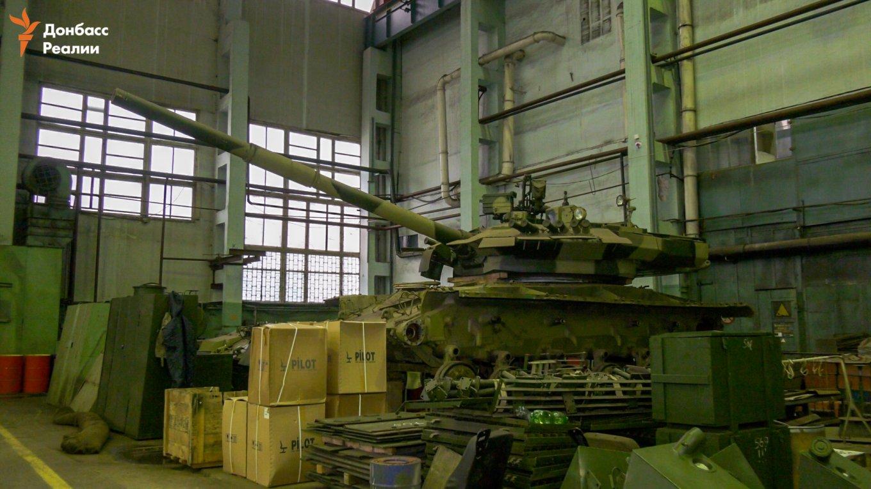 Т-55АГМ башта