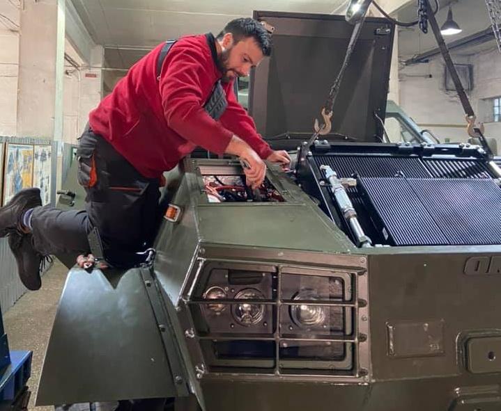 бойова броньована машина Oncilla 4Х4, ББМ, ТКБМ, Дозор-Б, Mista Sp. z o.o., Defense Express