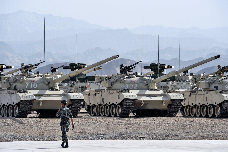 Китайський танк Тип-88