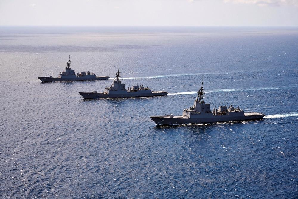"""Схоже, США не просто продали Австралії дещо більше, аніж просто поставку цілого пакету військово-морських озброєнь. Білий Дім """"продав"""" Австралії спокусу перетворитись на """"військово-морську наддержаву"""""""