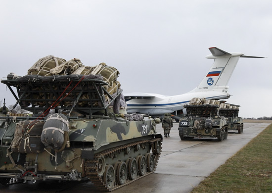 БМД-2 Іл-76МД